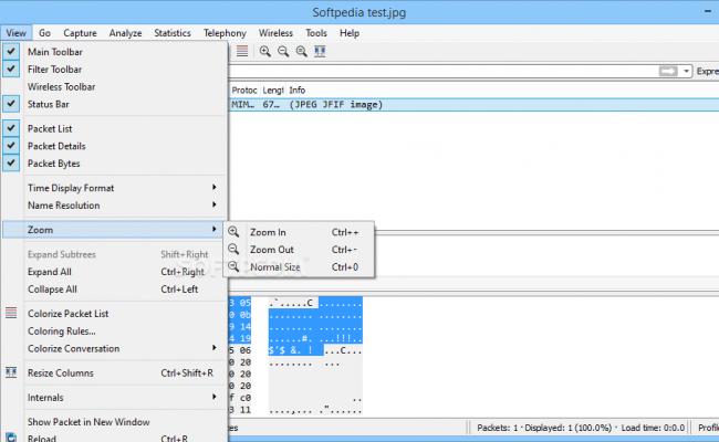 Network Download:Wireshark 2.0.0
