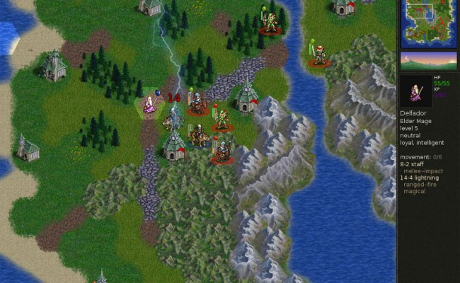 The Battle for Wesnoth 1.12.6