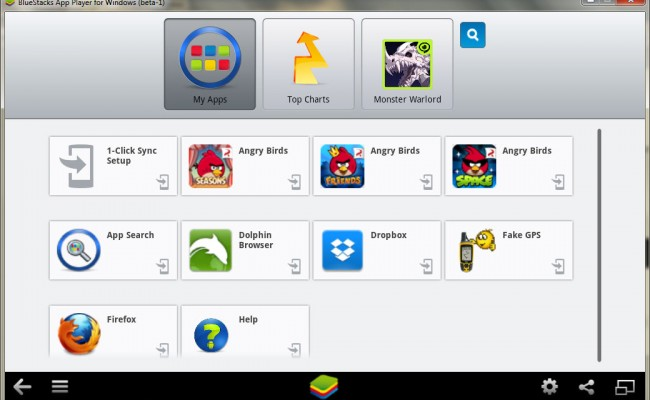 New BlueStacks App Player 2.2.27.6431