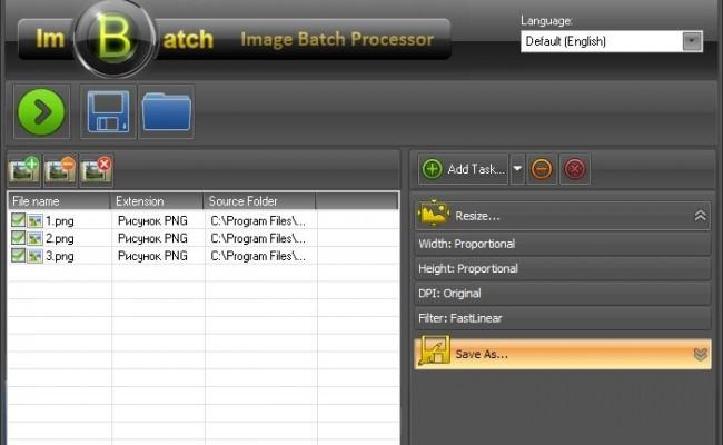 ImBatch 4.7.1