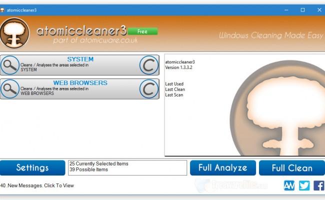 Atomic Cleaner 3 v1.3.3.2