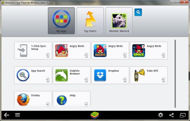 New BlueStacks App Player 2.2.27.6431