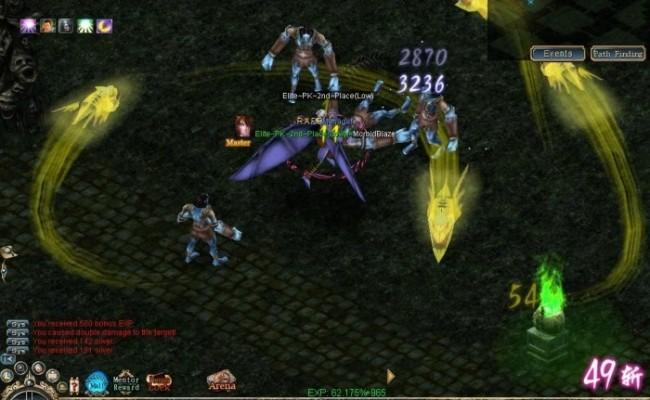 New Conquer Online v6181