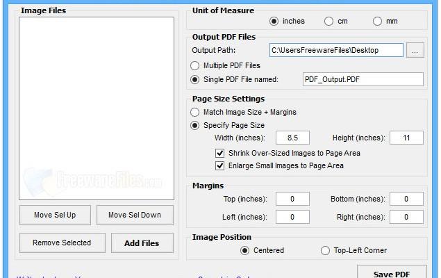 JPEG to PDF 3.8