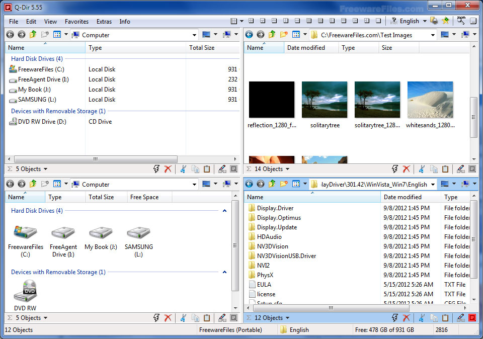 New Downloading Q-Dir 6.35
