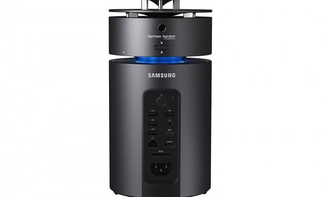"""The front of """"Samsung ArtPC Pulse Premium."""""""